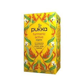 Pukka Tea Pukka Active Turmeric Tea - 20 Teabags