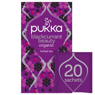 Pukka Pukka Blackcurrant Beauty Tea - 20 Teabags