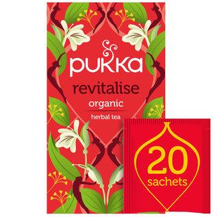 Pukka Tea Pukka Revitalise Energy Tea - 20 Teabags