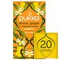 Pukka Tea Pukka Tea - Lemon, Ginger & Manuka Honey Immunity 20 Teabags