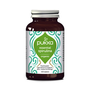 Pukka Essential Spirulina Cleansing 150 Tablets