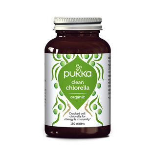 Pukka Clean Chlorella Cleansing 150 Tablets