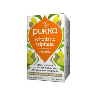 Pukka Wholistic Triphala Digestif 30 Caps