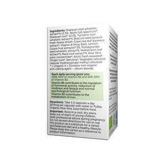 Pukka Womankind Premenstrual capsules