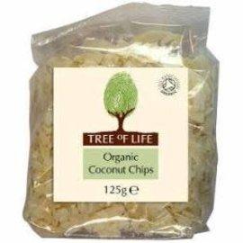 Tree Of Life Tree Of Life Organic Coconut Chips