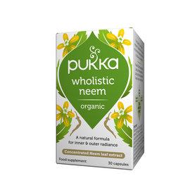 Pukka Wholistic Neem Cleansing 30 Caps