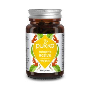 Pukka Pukka Turmeric Active Organic 30 Caps