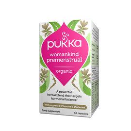 Pukka Womankind Premenstrual Womens 60 Caps