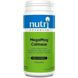 Nutri Advanced Nutri Advanced Megamag Calmeze - Chamomile 270g