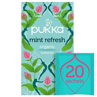 Pukka Tea Pukka Organic Mint Refresh 20 Teabags
