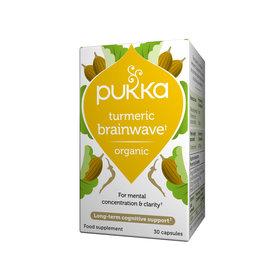 Pukka Turmeric Brainwave Turmeric 30 Caps