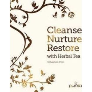 Pukka Cleanse, Nurture, Restore - Sebastian Pole