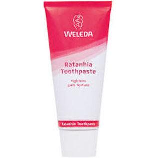 Weleda Toothpaste - Ratanhia