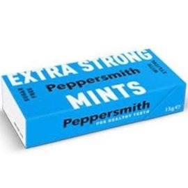 Peppersmith Pepper smith extra strong mints