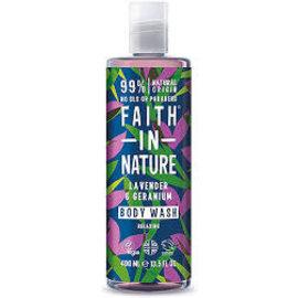 Faith In Nature Faith In Nature Body Wash Lavender & Geranium 400ml