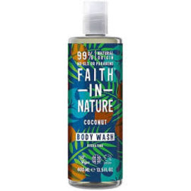 Faith In Nature Faith In Nature Body Wash Coconut 400ml