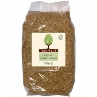 Tree Of Life Tree of Life Organic Golden Linseed