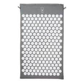 Base Yoga Acupressure Mat (Grey)