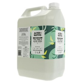 Alter/Native By Suma Tea Tree & Aloe Bodywash 5L