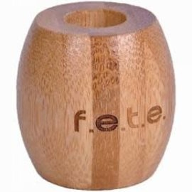 Fete Bamboo Tooth Brush Holder