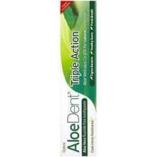 AloeDent Triple Action toothpaste