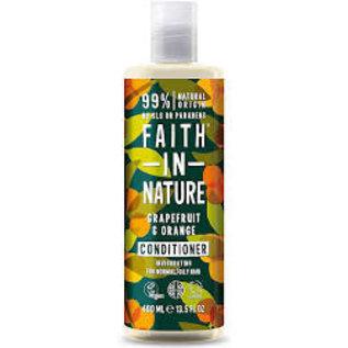 Faith In Nature Faith in Nature Conditioner Grapefruit and Orange 400ml
