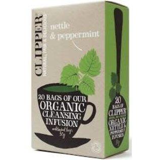 Clipper Clipper Nettle & Peppermint tea