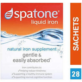 Spatone Spatone Iron+ - 28 Day Pack [28s]