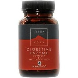 Terranova Digestive Enzyme Complex 50's