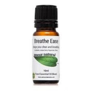 Amour Natural Breathe Ease Oil 10ml pure