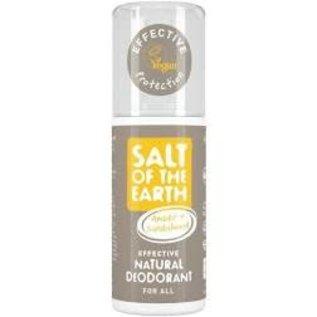 Bioforce Uk Salt of the earth Amber & Sandalwood 100ml