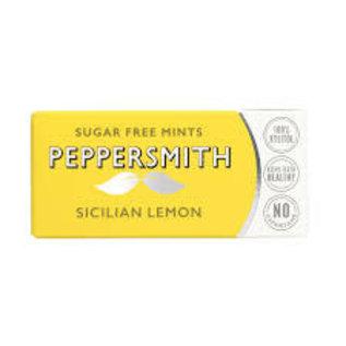 Peppersmith Pepper smith lemon mints
