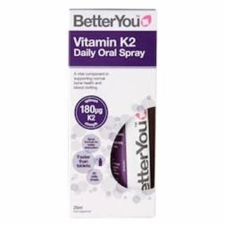 Better You Better You Vitamin K2 Oral Spray [25ml]