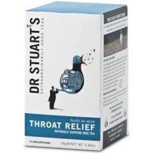 Dr Stuarts Dr Stuart's Throat Relief tea (15 bags)