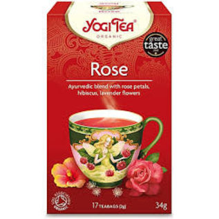 Yogi Tea Yogi Tea Rose (17 bags)