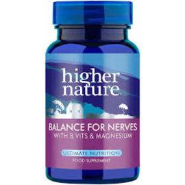Higher Nature Balance for nerves 90 caps