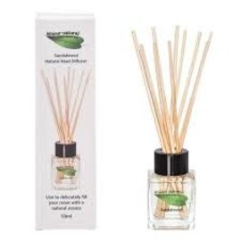 Amour Natural Sandalwood Reed Diffuser 50ml