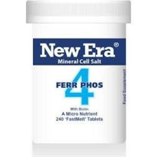 New Era New Era 4 - Ferr Phos (240)