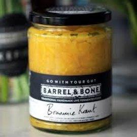 Barrel & Bone Barrel & Bone Brummie Kraut Sauerkraut 475g