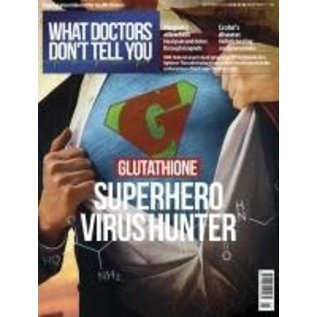 What Doctors Don't Tell You What Doctors Don't Tell You April Issue 2020