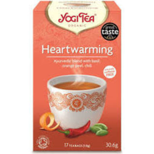 Yogi Tea Yogi Tea Heartwarming (17 bags)