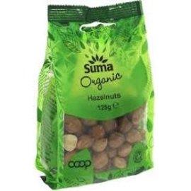 Suma Suma Organic Hazelnuts 125G