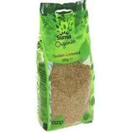 Suma Suma Organic Golden Linseed