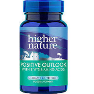 Higher Nature Positive Outlook 90 caps