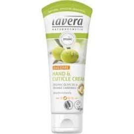 Lavera Lavera Hand & Cuticle Cream 75ml