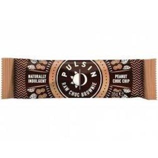 Pulsin Pulsin Peanut Choc Chip Bar 35g