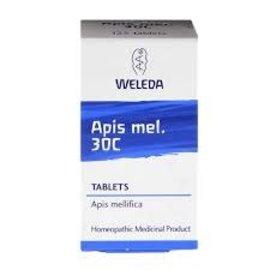 Weleda Weleda Apis Mel tablets 30C, 125 tablets