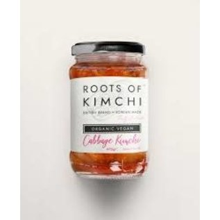 Roots of kimchi Roots Of Kimchi Organic Vegan Cabbage Kimchi 475g