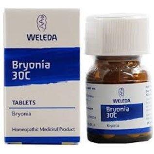 Weleda Bryonia tablets 30C, 125 tablets