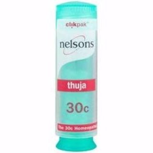 Nelsons Thuja 30C Clikpak 84's